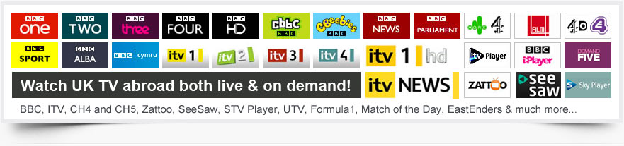 Watch UK TV abroad with Whatsonthebox to access BBC, ITV Channel 4 and Five and more...