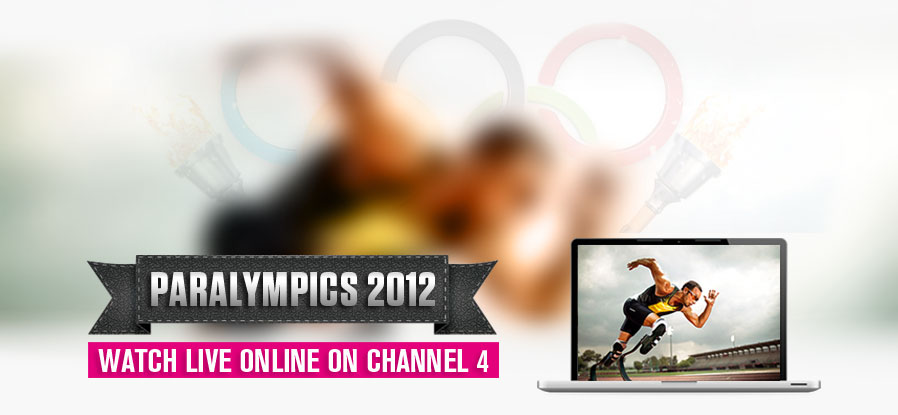 Watch Paralympics live online